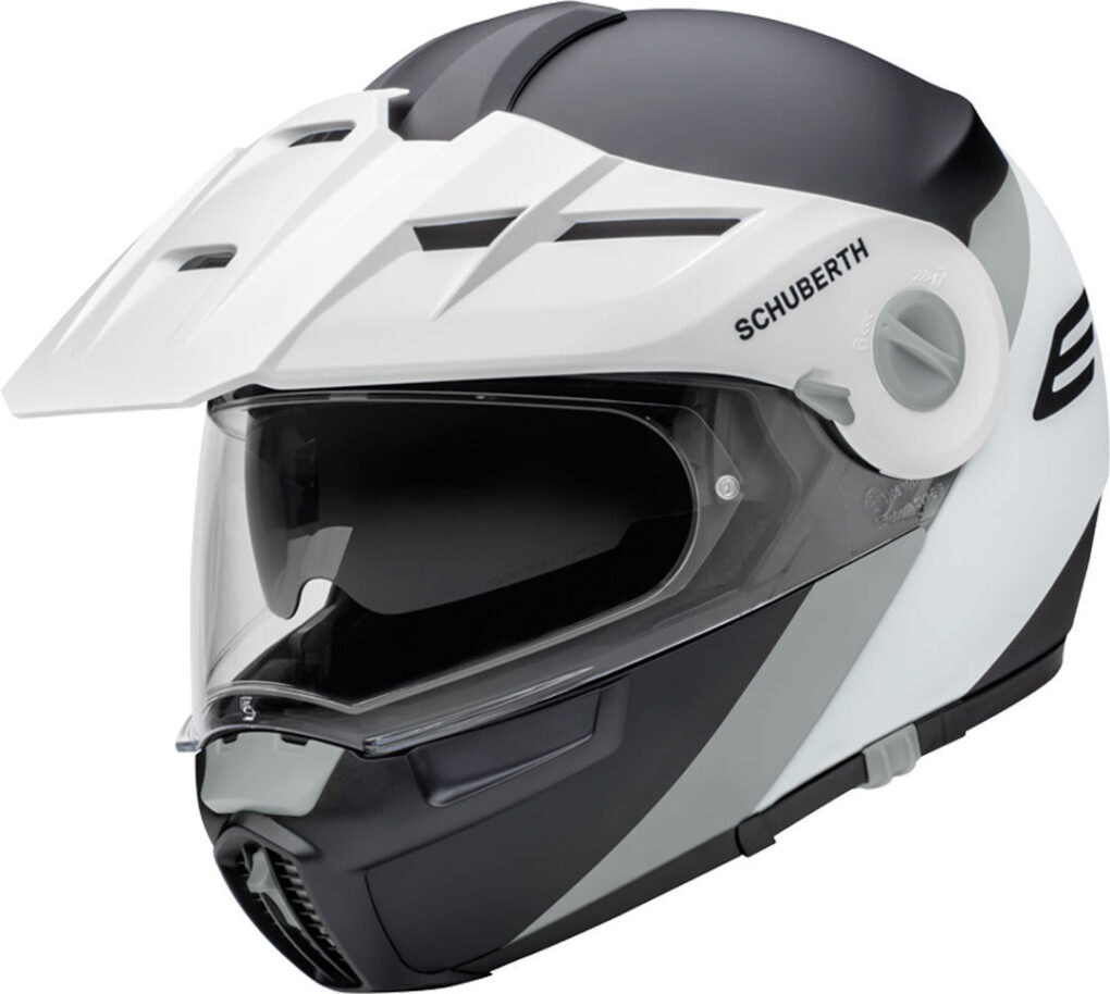 Schuberth E1 Gravity Casco Gris XS